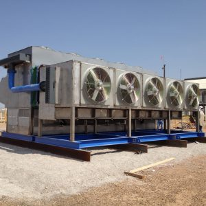 gas-cooling