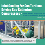 Inlet Cooling for Gas Turbines Driving Gas-Gathering Compressors